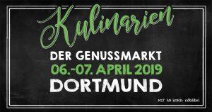 Kulinarien - Der Genussmarkt in Dortmund @ Kulturort Depot Dortmund