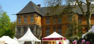 Gartenwelt Schloss Rheydt @ Schloss Rheydt
